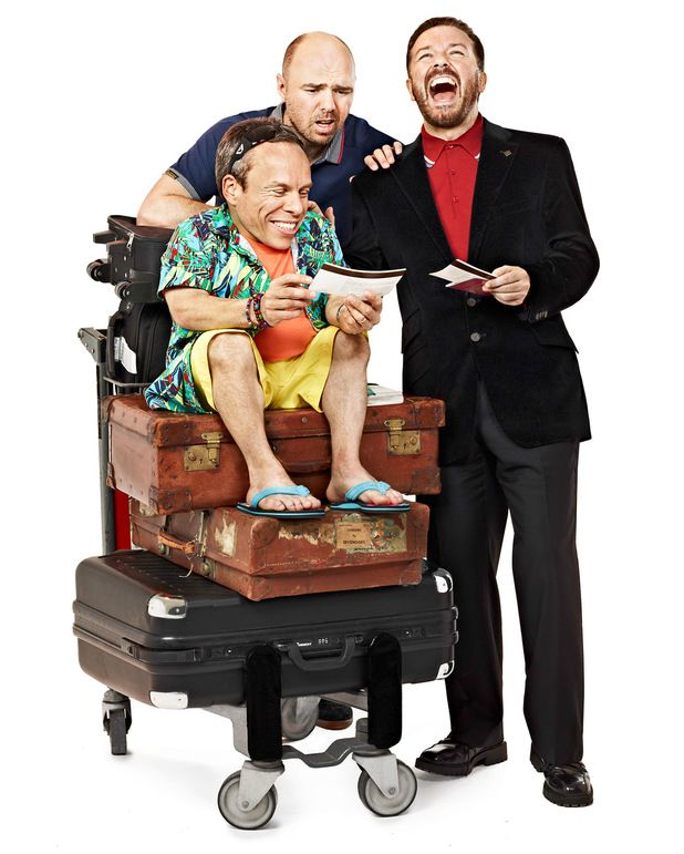 An Idiot Abroad - Watch Full Episodes and Clips - TV.com