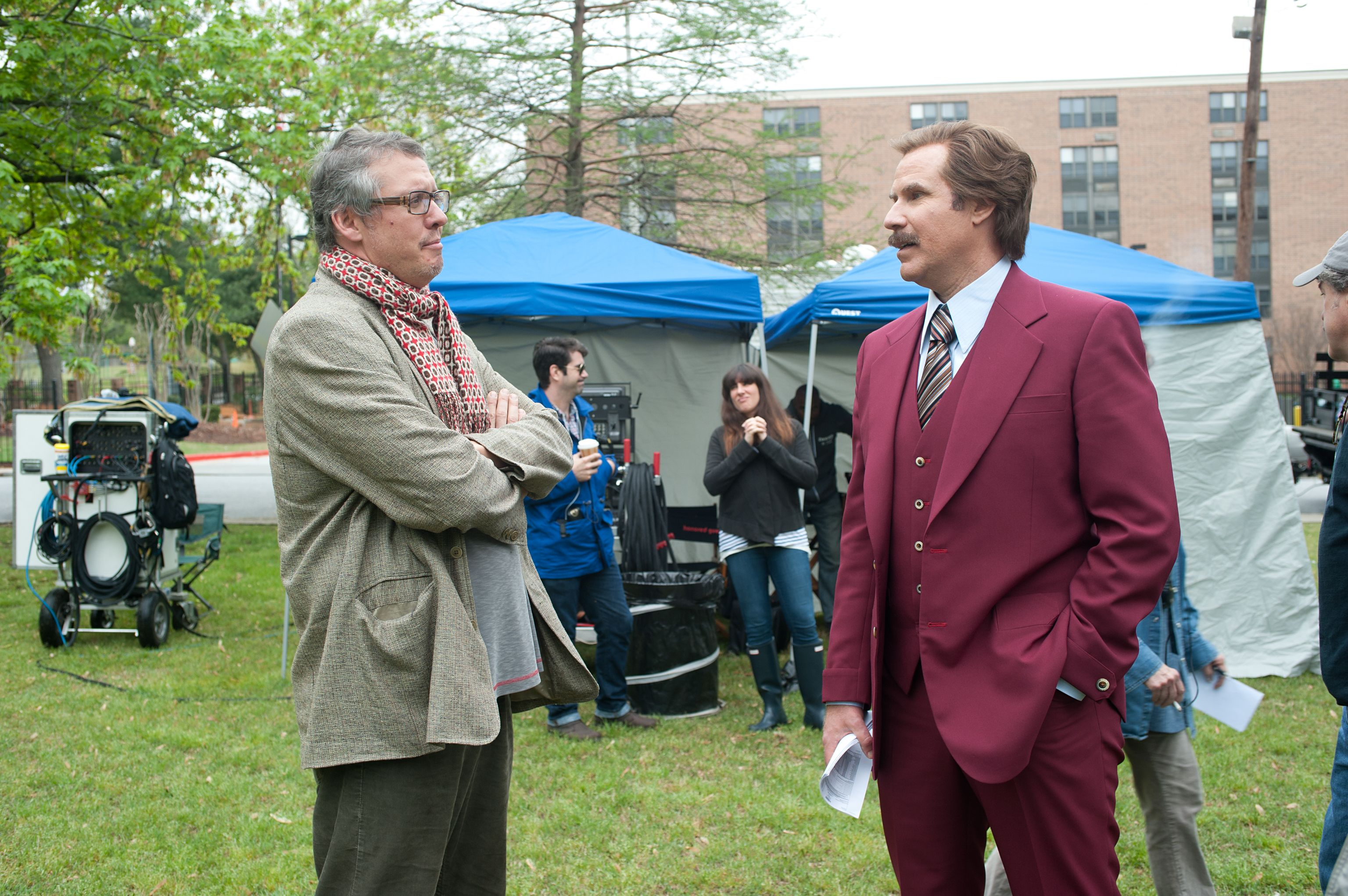 Anchorman 3 Not Happening Director Adam Mckay Sheds Doubt On Step