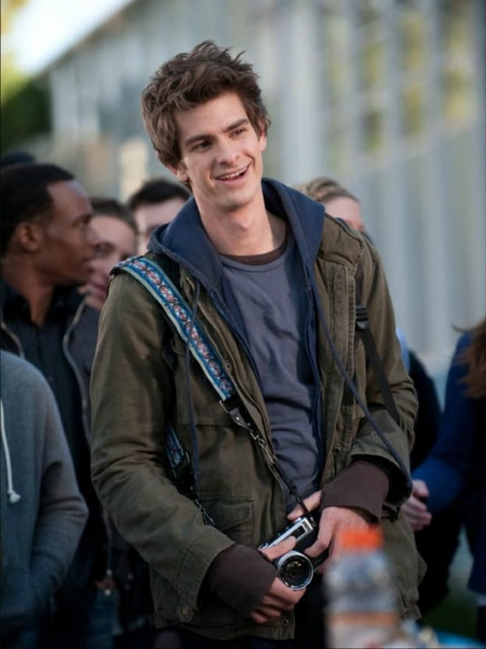 Andrew Garfield The Amazing Spider Man Image 2