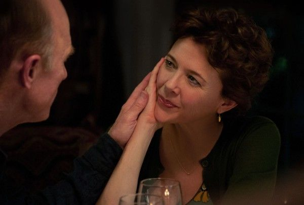 annette bening ed harris the face of love