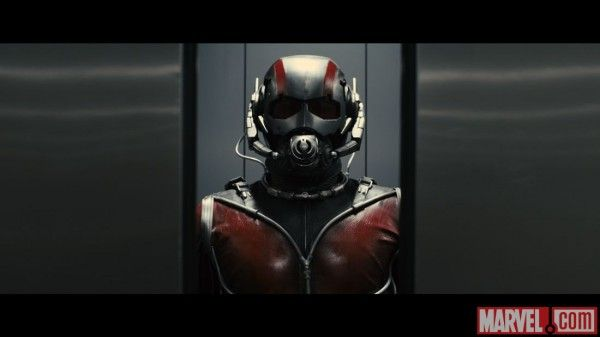 ant man test footage