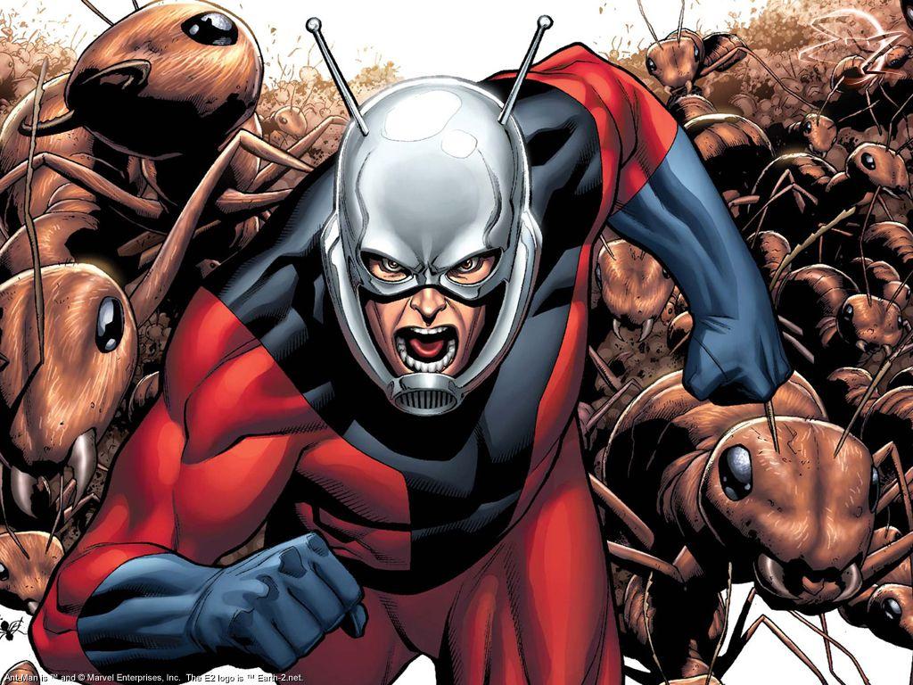 ant man avengers - photo #4