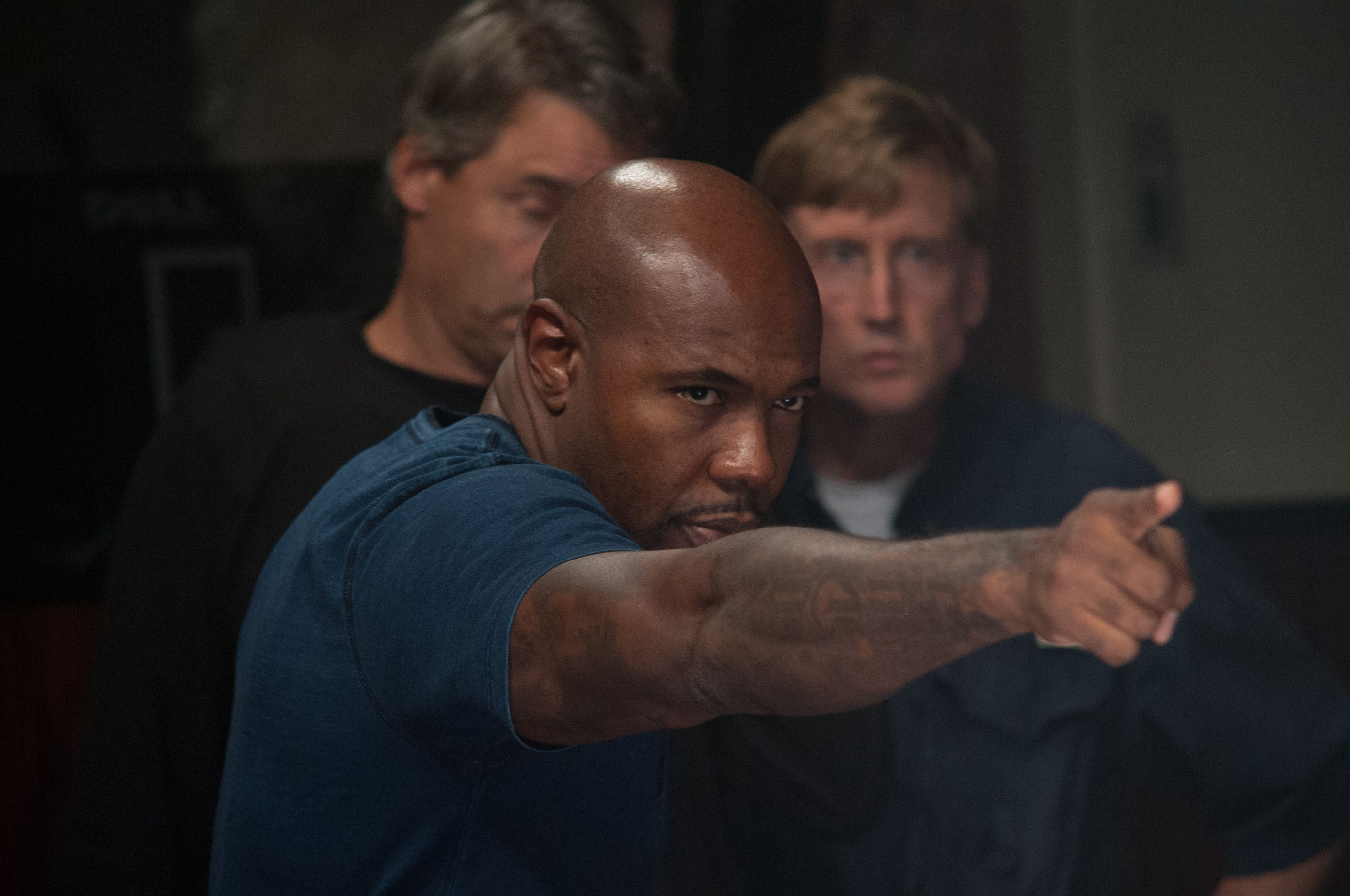 antoine fuqua interview
