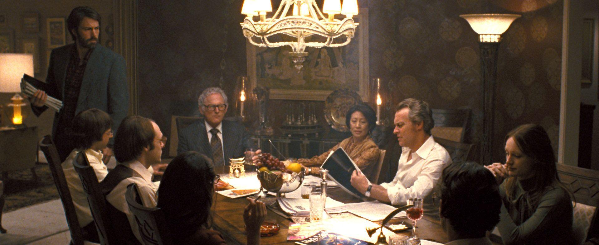ARGO Images Featuring Ben Affleck, John Goodman, and Bryan ... Victor Garber Argo