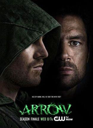 arrow-season-2-finale-poster