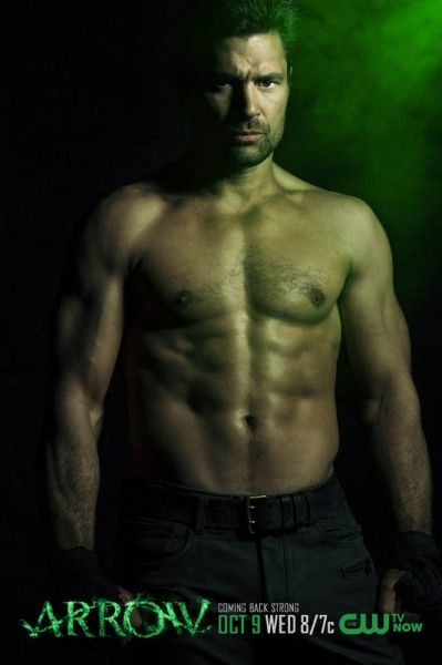 arrow-season-2-poster-manu-bennett