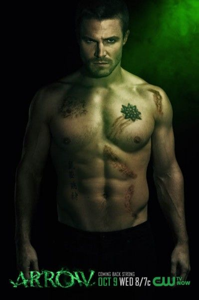 arrow-season-2-poster-stephen-amell