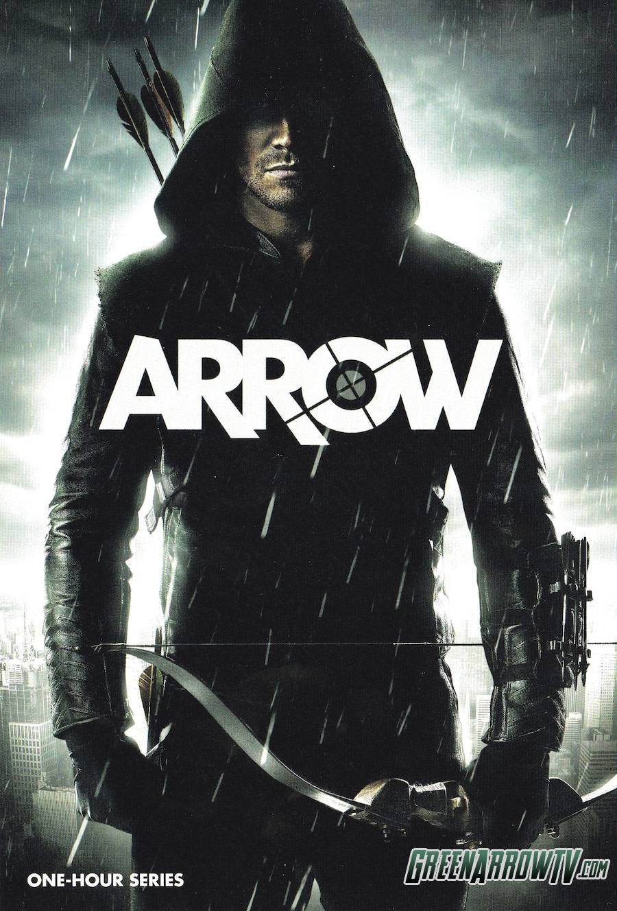 arrow cw tv show - photo #7