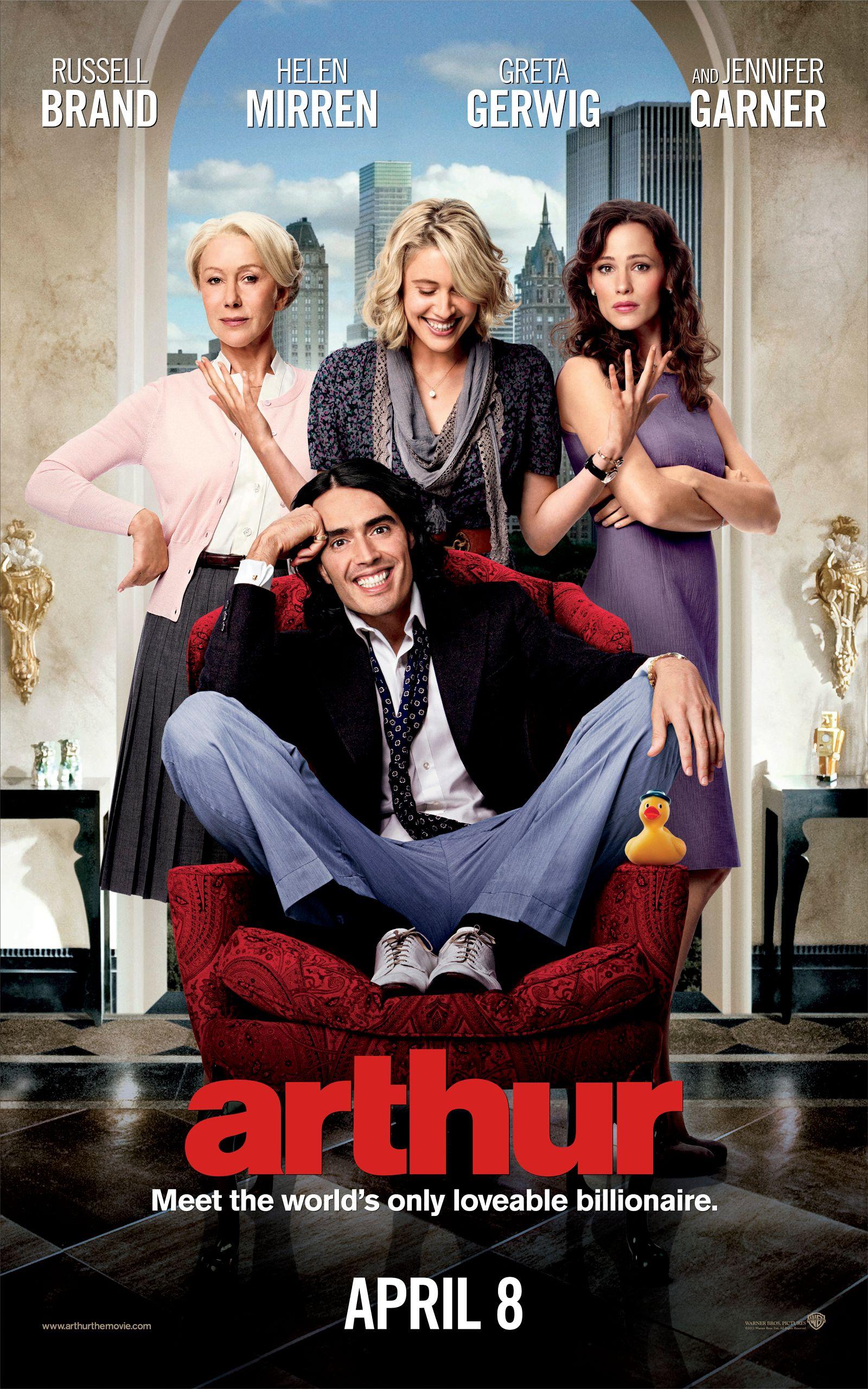 arthur movie clips collider
