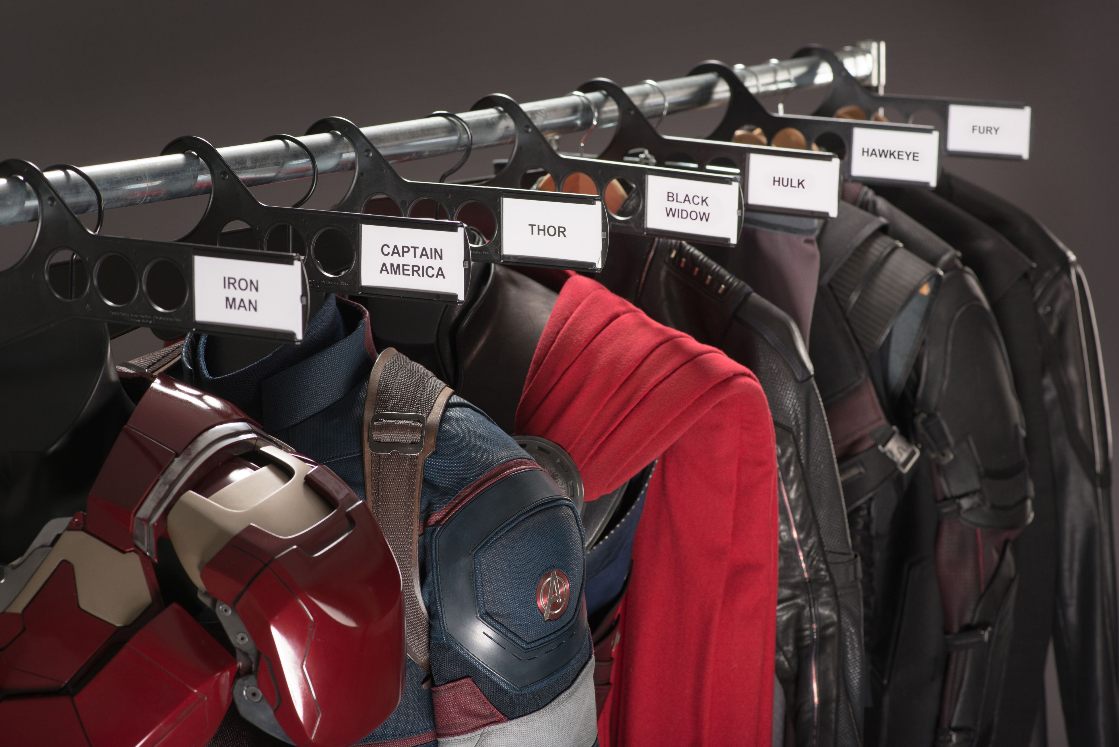 Avengers: Age of Ultron Images Reveal Quicksilver, Iron Man, and.