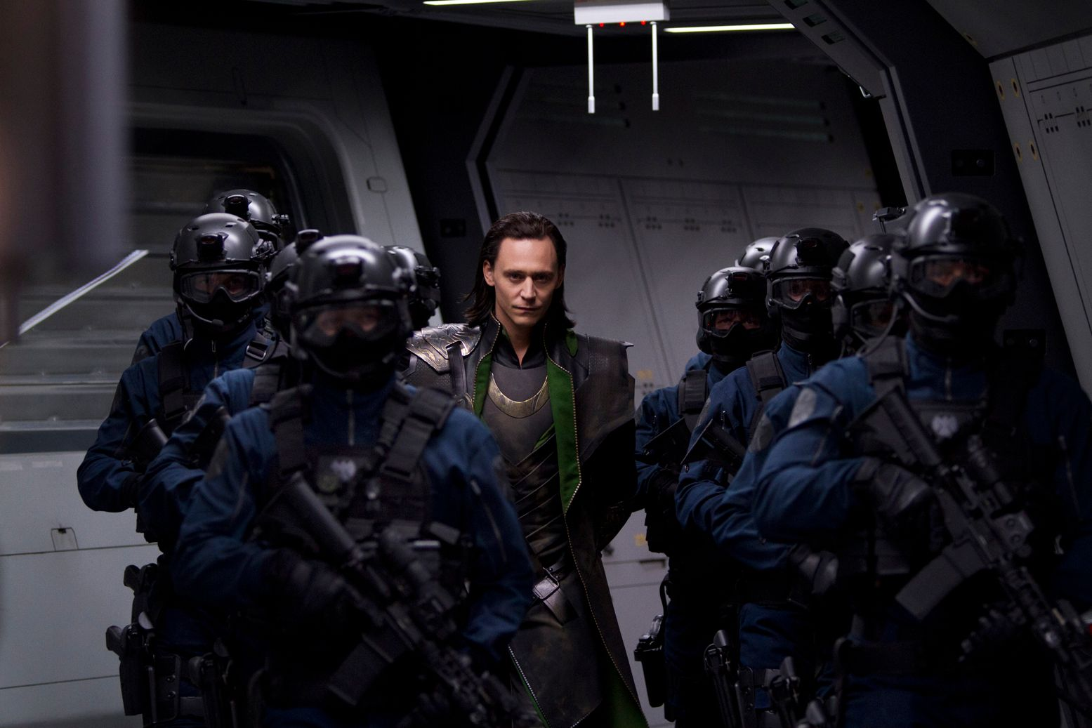 THE AVENGERS Movie Images Featuring Robert Downey Jr ...