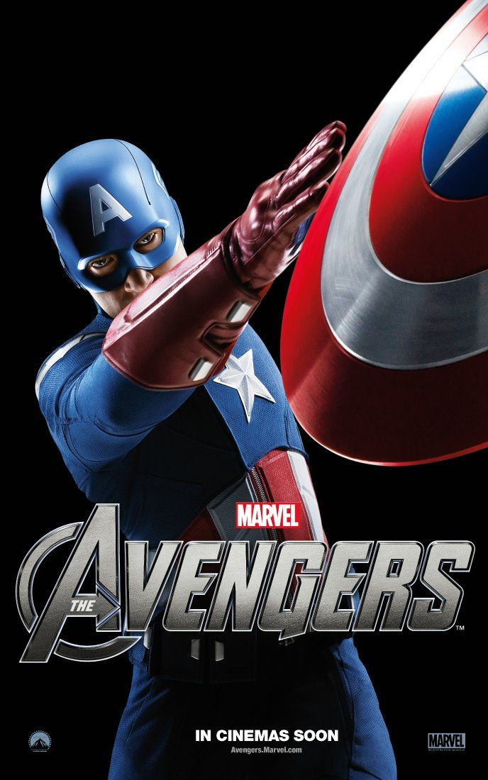THE AVENGERS And HAYWIRE Movie Posters