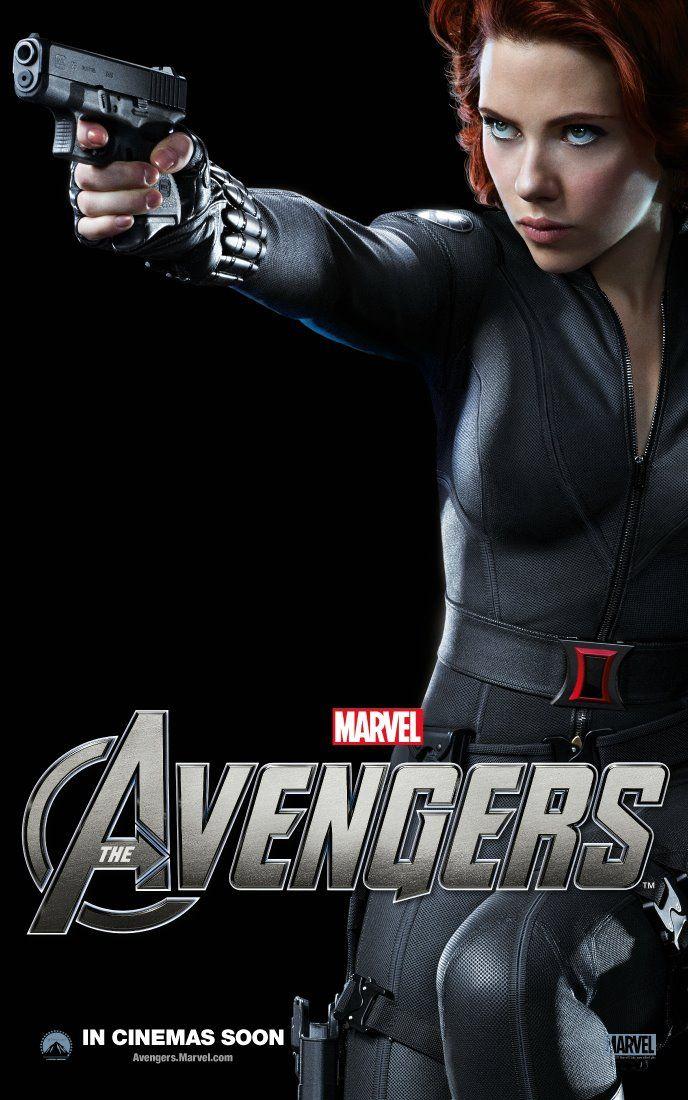 Scarlett johansson black widow poster - photo#46