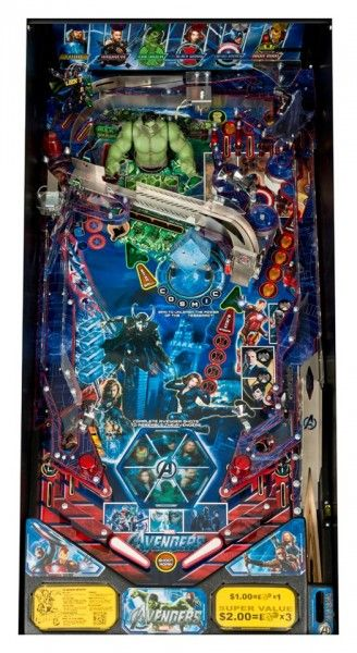 avengers-pro-pinball-playfield