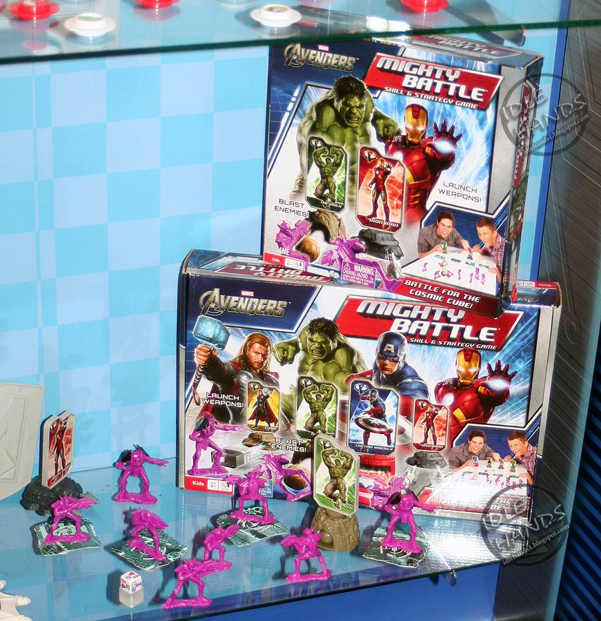do new avengers toys reveal a movie villain