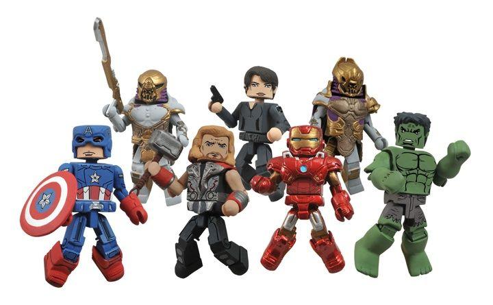 THE AVENGERS Toys Loki Army | Collider