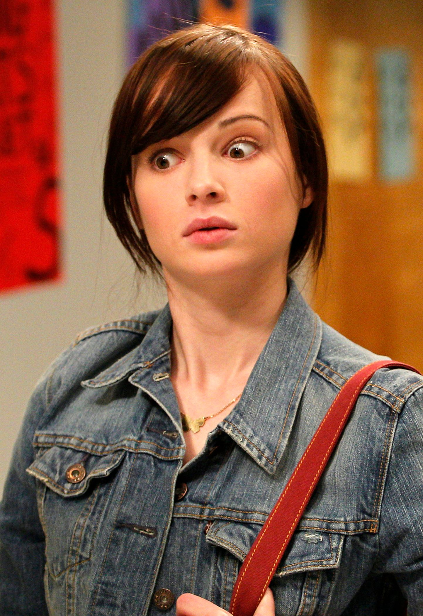 ashley rickards interview awkward collider