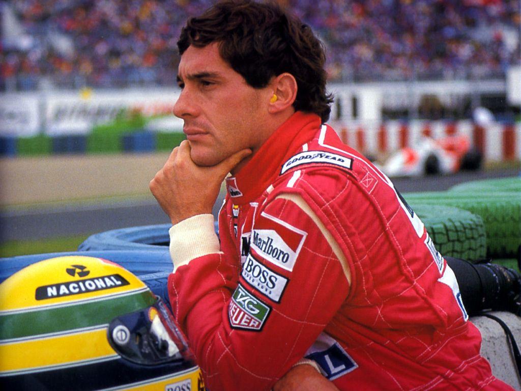Rodrigo Santoro Talks Ayrton Senna Biopic Collider