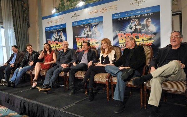 Back to the Future 25th Anniversary 09