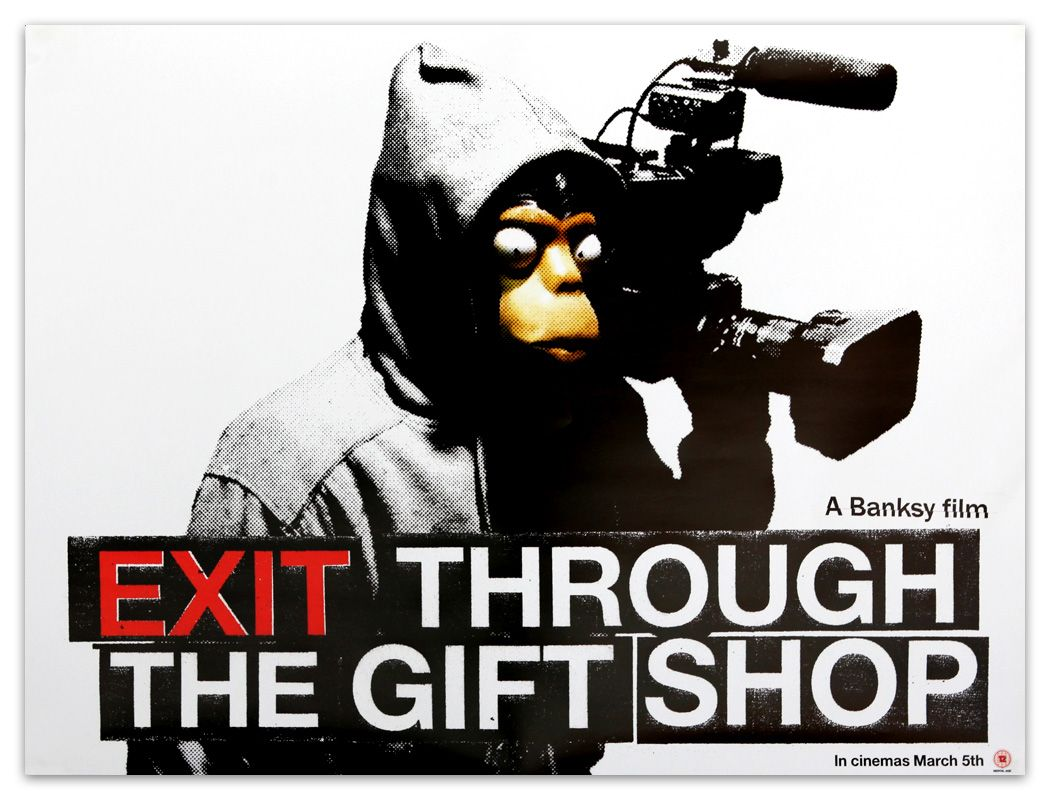 EXIT THROUGH THE GIFT SHOP DVD Review Banksy | Collider