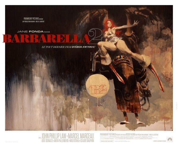 barbarella-2-poster