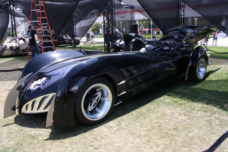 Comic-Con Batmobiles