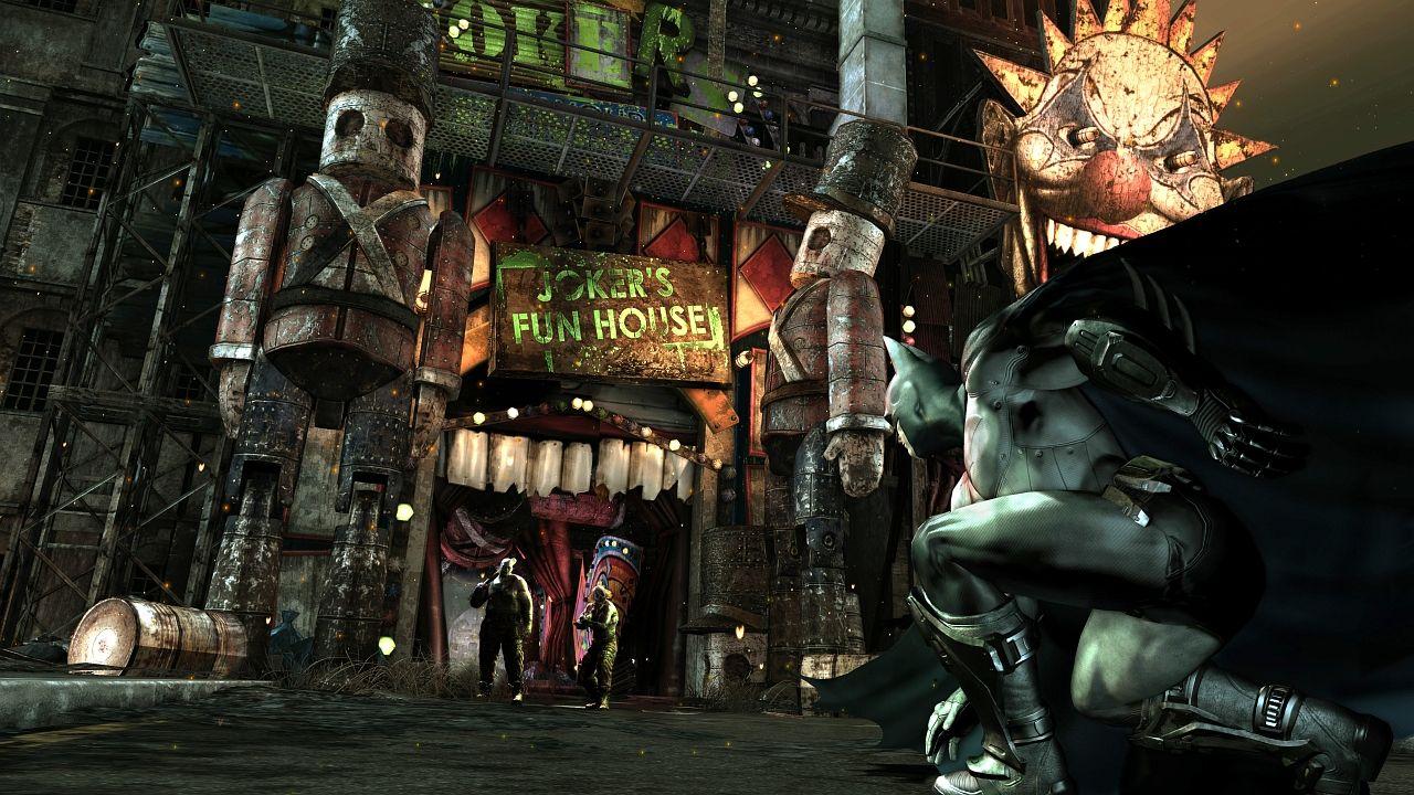 BATMAN: ARKHAM CITY Gameplay Trailer | Collider