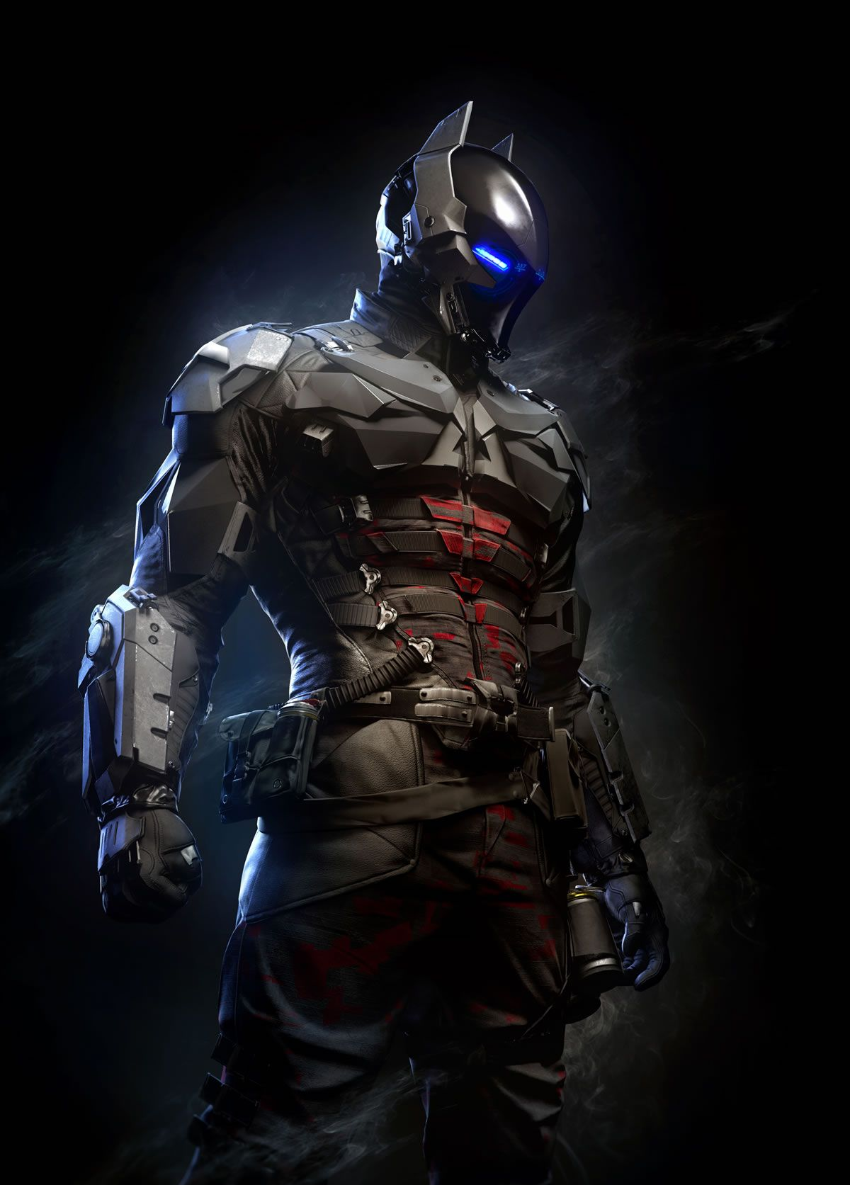 batman new robot costume