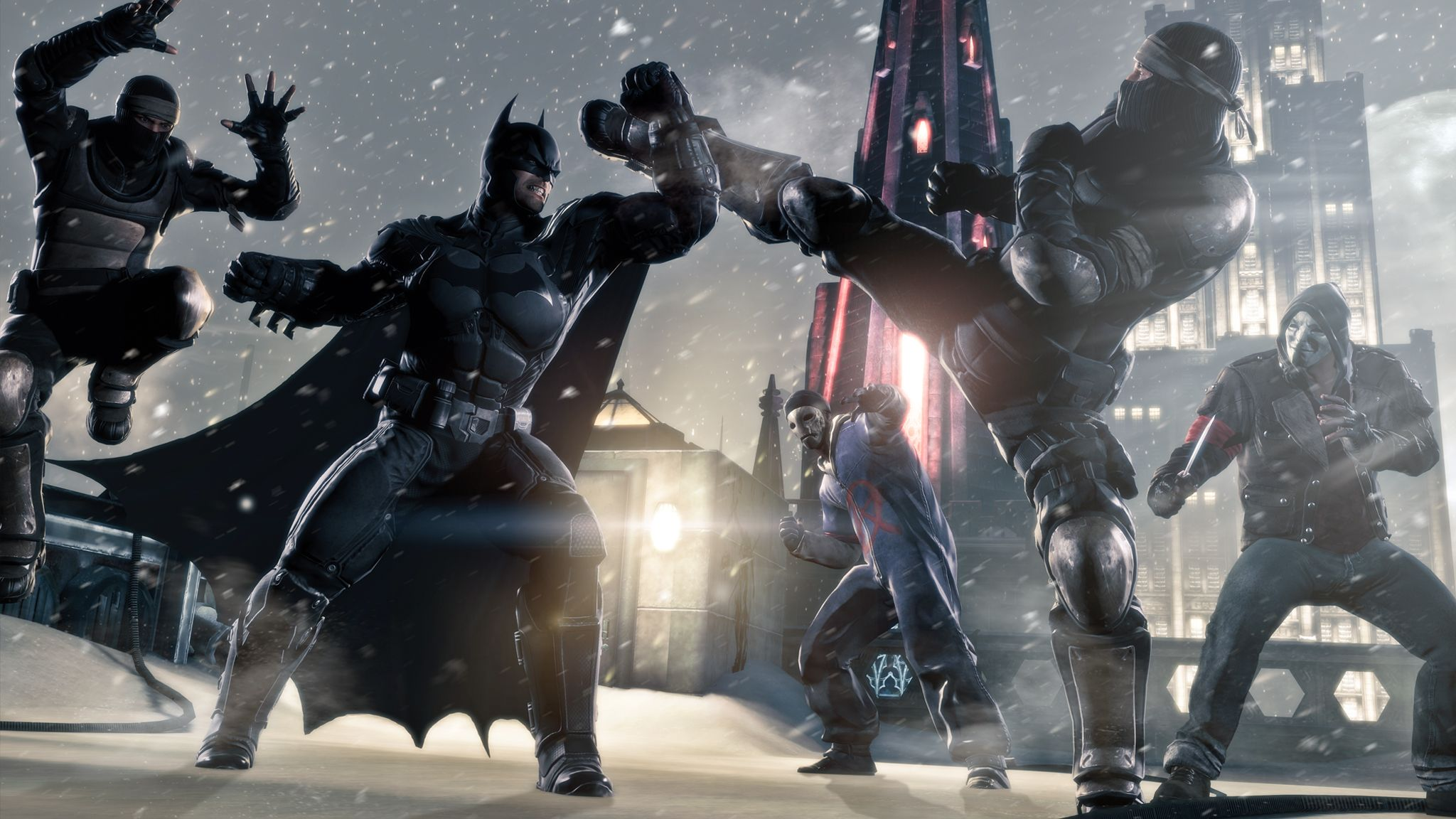 batman arkham origins wp - photo #17