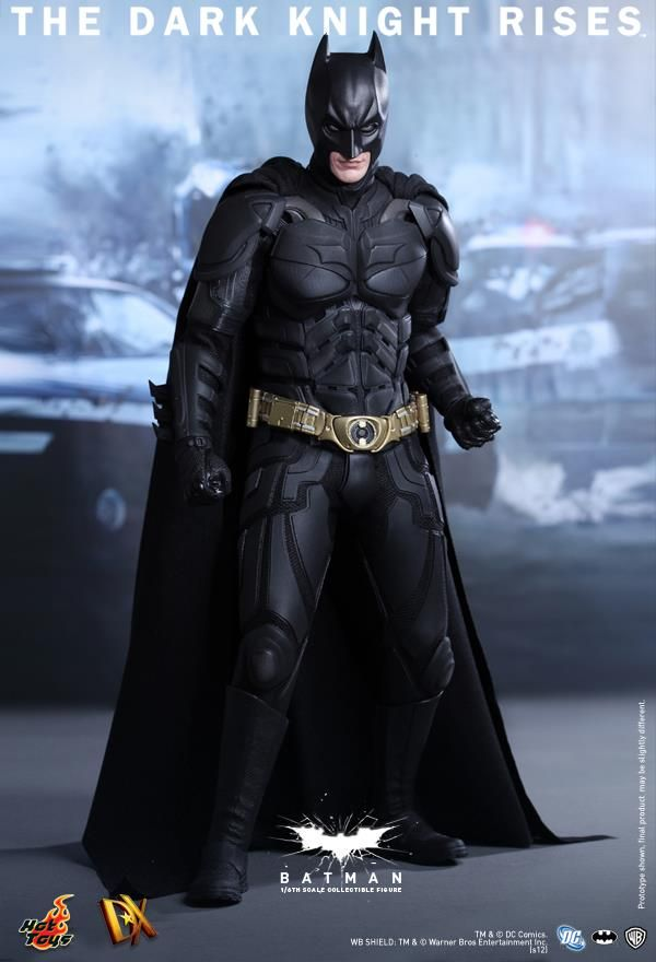 Hot Toys Batman THE DARK KNIGHT RISES | Collider