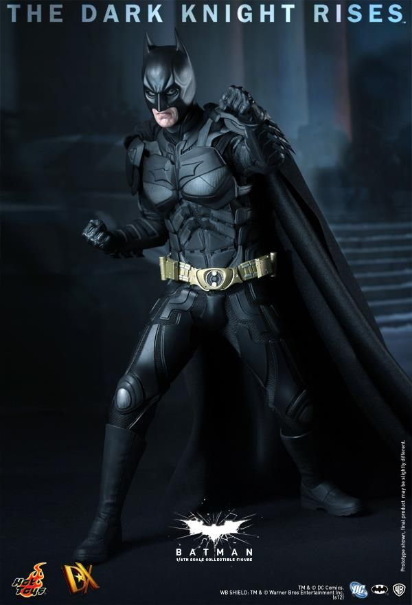 hot toys batman the dark knight rises collider. Black Bedroom Furniture Sets. Home Design Ideas