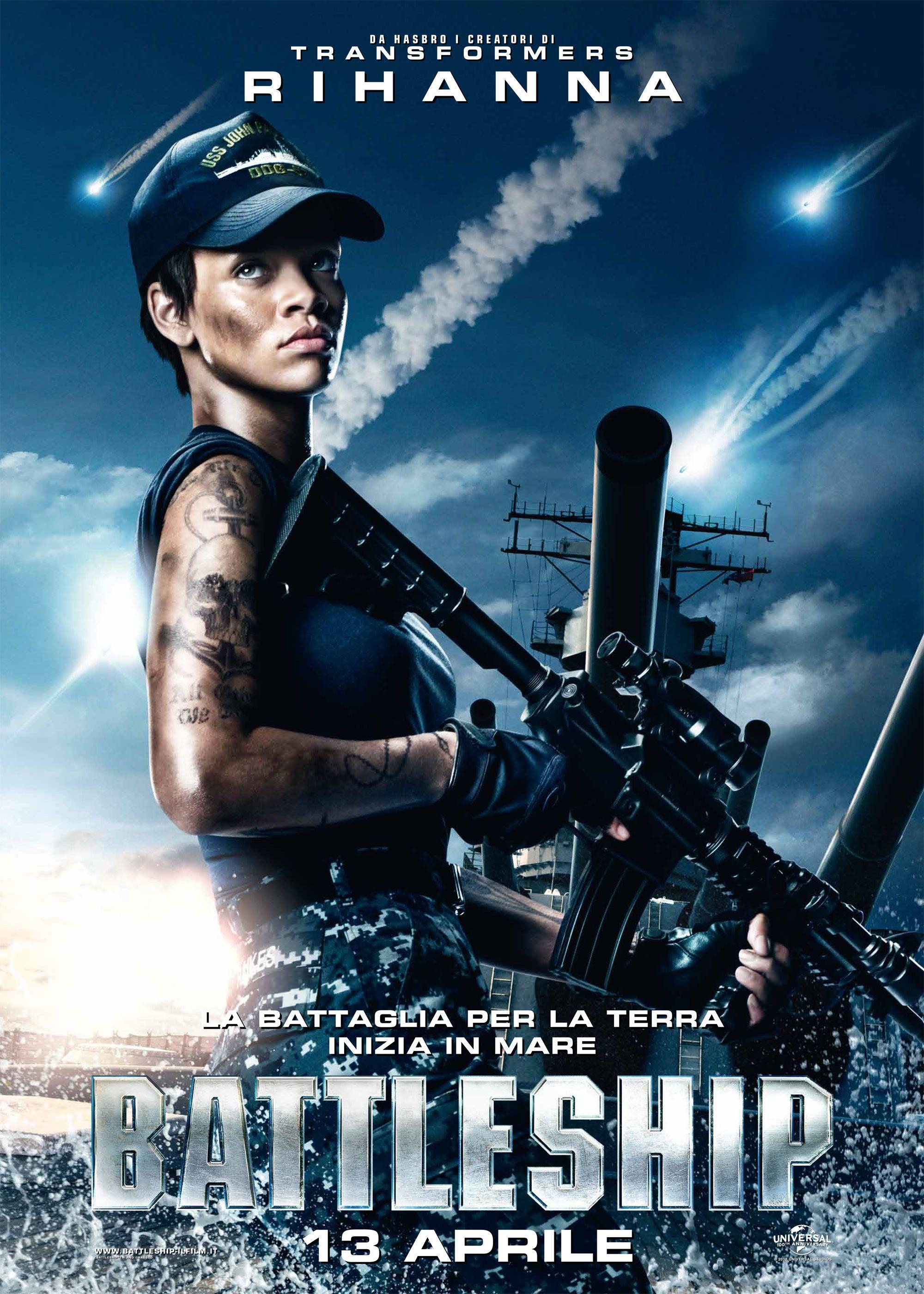 Battleship Movie