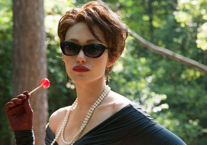 Emmy Rossum Talks BEAUTIFUL CREATURES, SHAMELESS Season 4 ... Emmy Rossum Moves