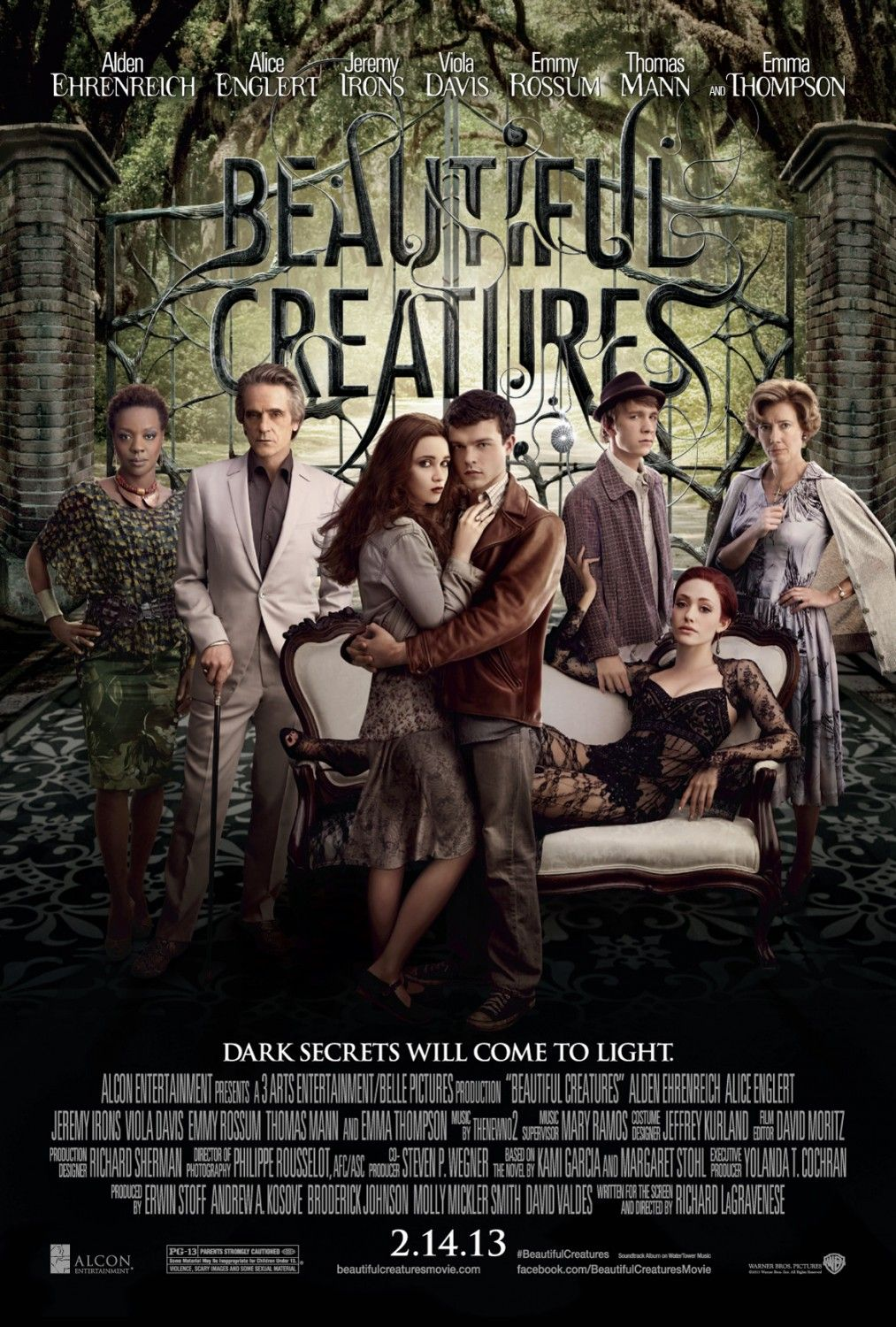 viola davis talks beautiful creatures prisoners enders