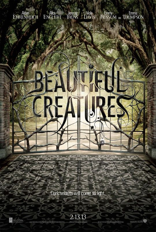 beautiful creatures trailer poster and images collider