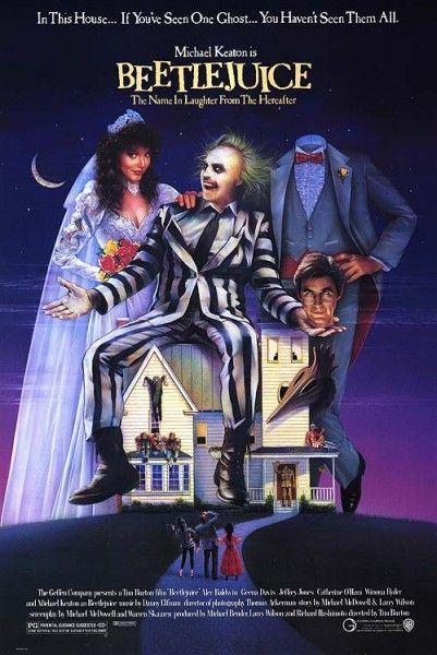 beetlejuice-2-sequel-Michael Keaton-poster