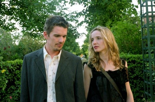 before sunset sequel before midnight hawke julie delpy