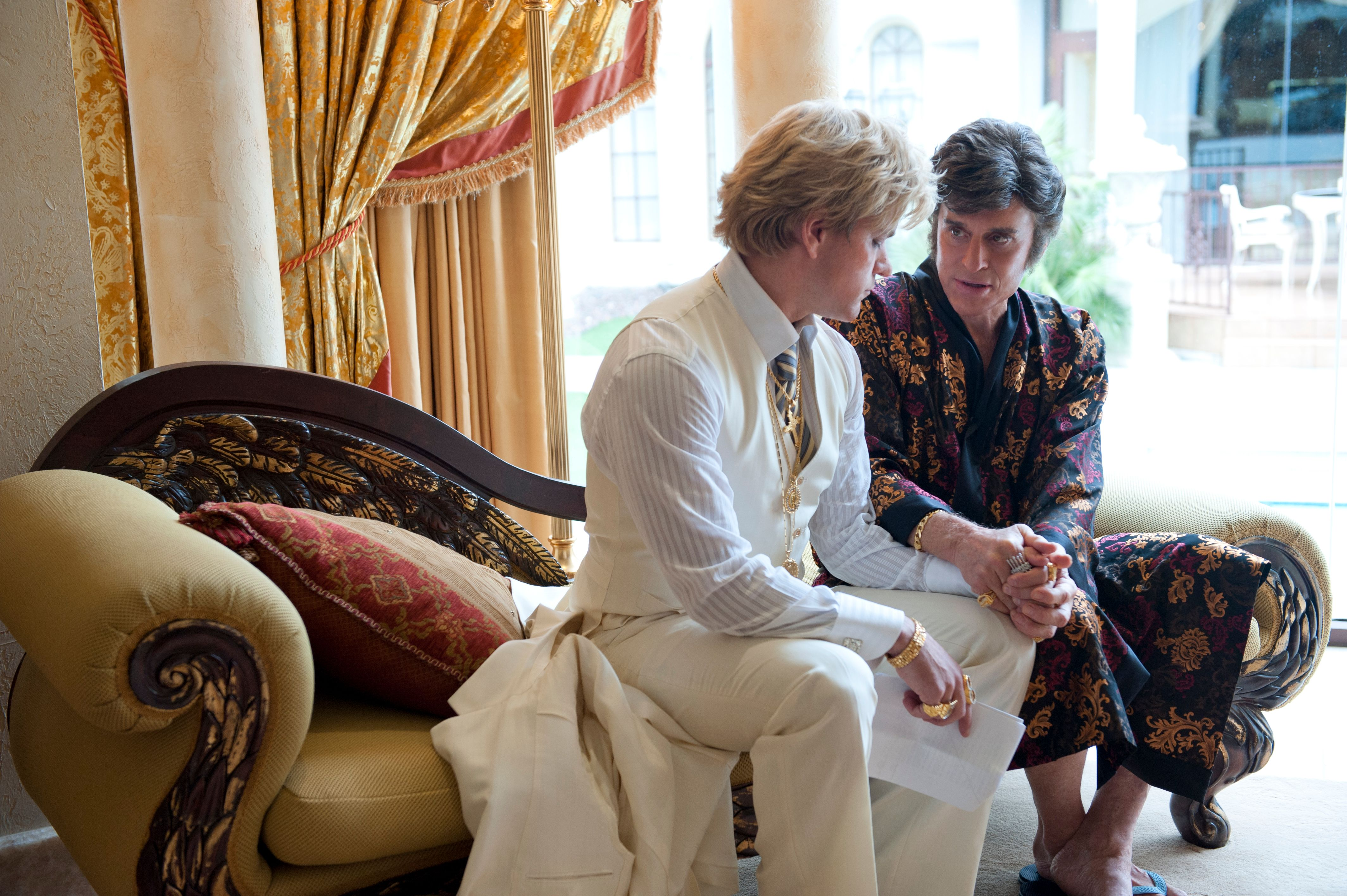 BEHIND THE CANDELABRA Review. BEHIND THE CANDELABRA Stars ...