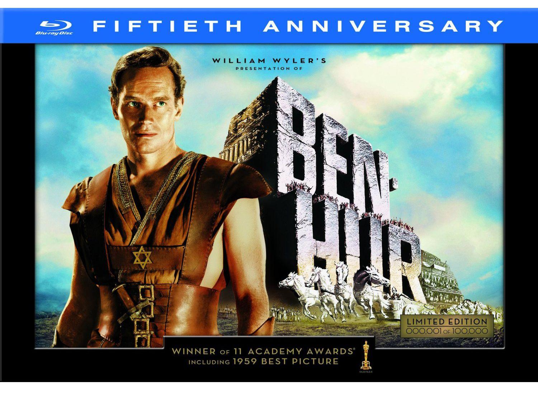 ben hur 50th anniversary limited edition