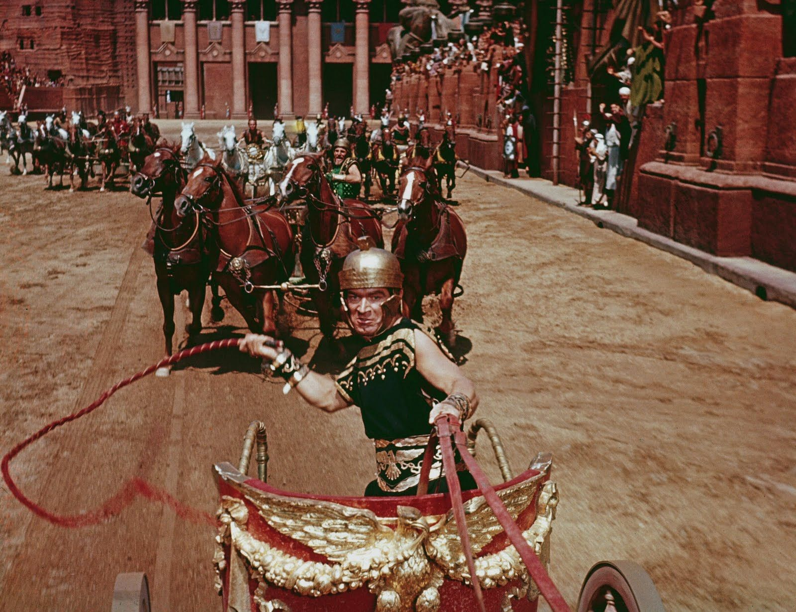 Ben hur the movie for
