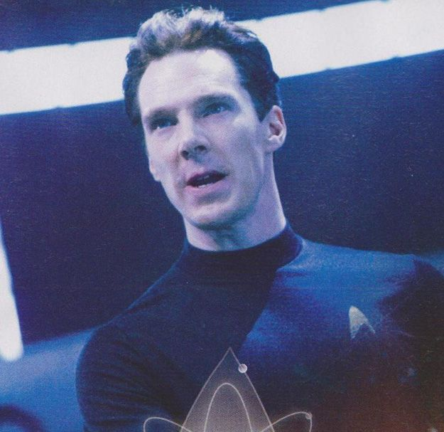 STAR TREK 2 Images, Synopsis, and Magazine Covers; J.J ...