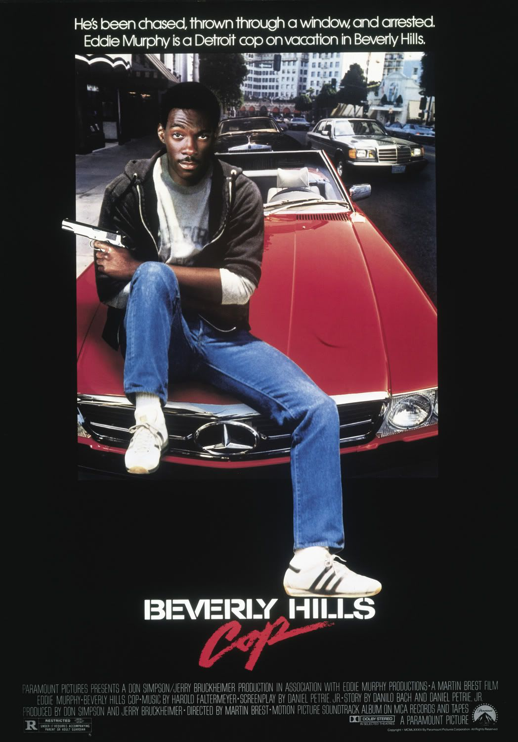 Beverly Hills Cop 4 Pulled From Paramount's Release ...  Beverly Hills C...