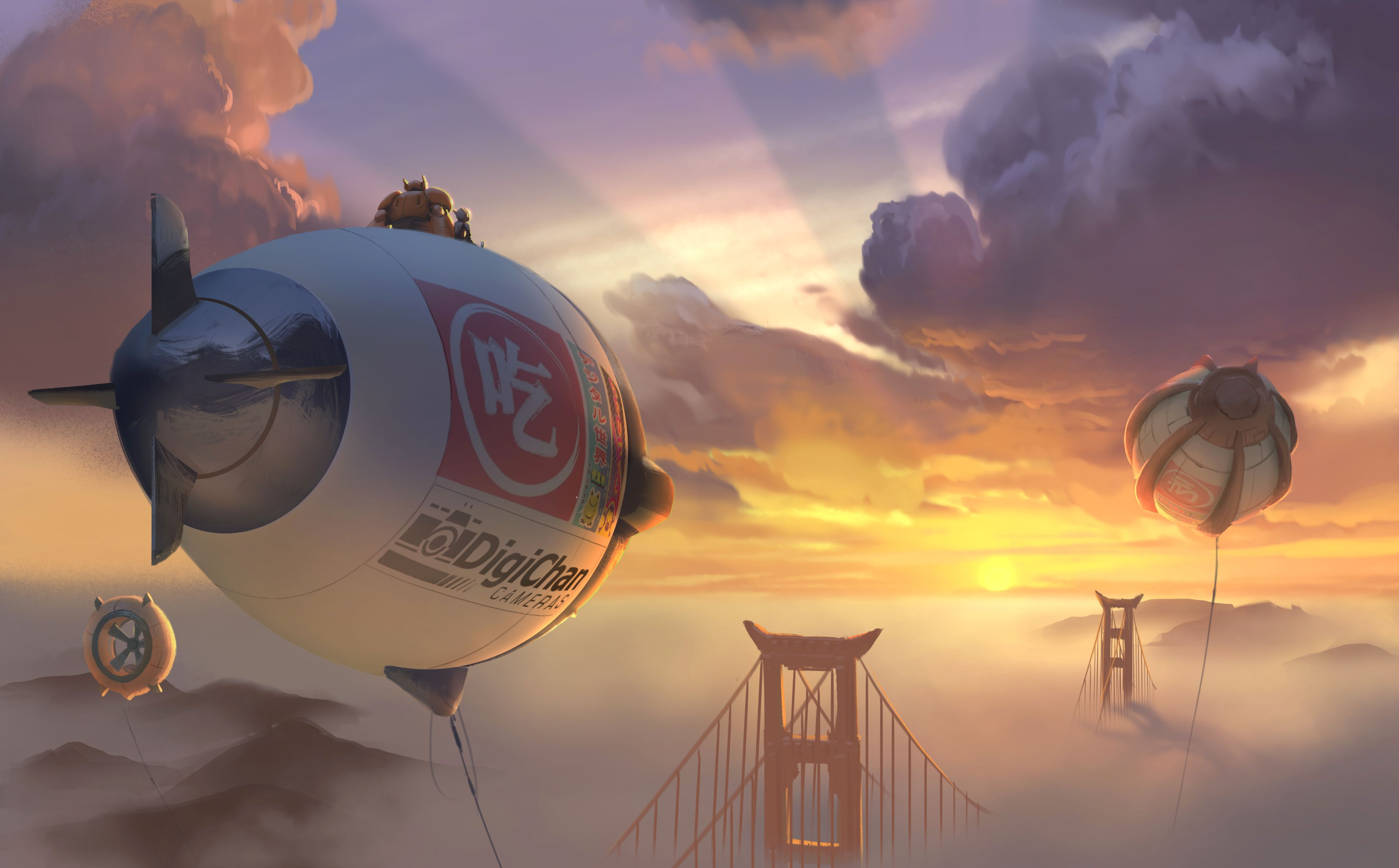 D23 Recap Walt Disney Animation Studios Frozen Big Hero 6