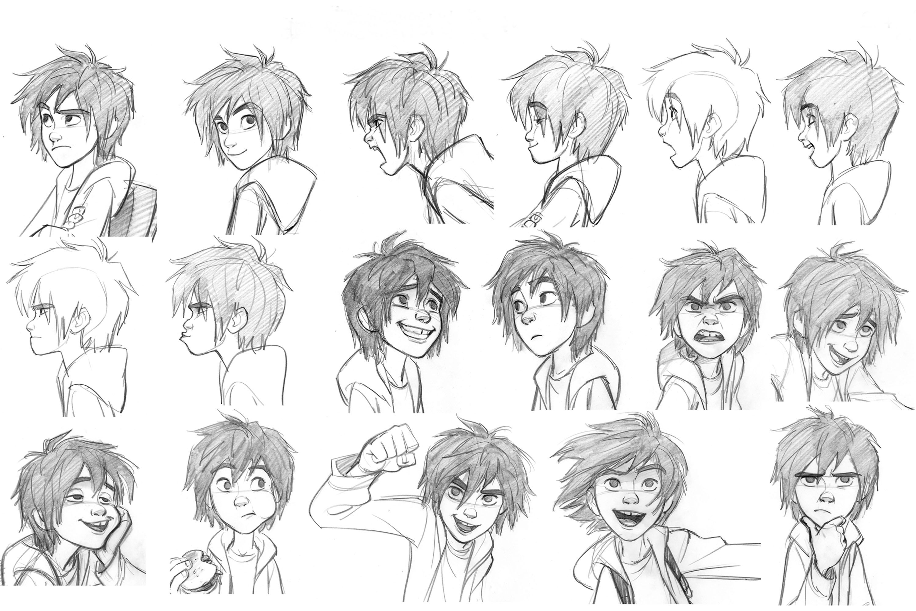 Anime Character Design Jobs : How to get a job in animation at walt disney studios