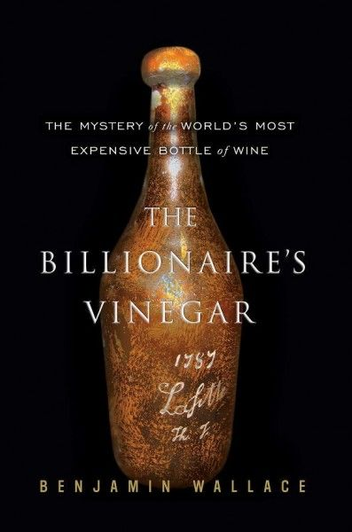 billionaires vinegar book cover
