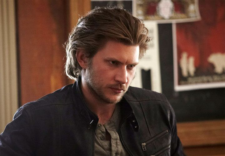 Greyston Holt Bitten Interview Greyston Holt Talks Season 1 Cliffhanger