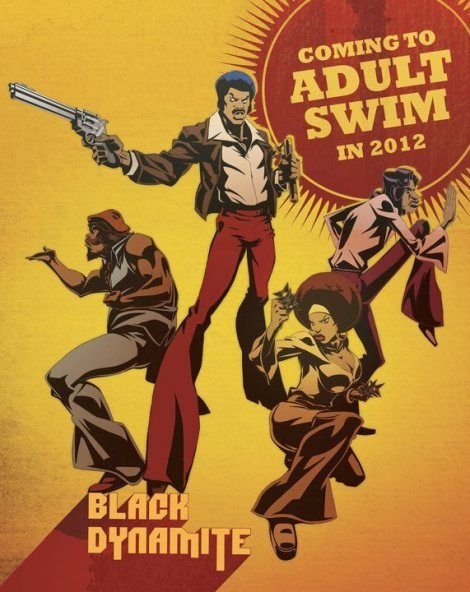 black-dynamite-anitmated-series-adult-swim-posterseries