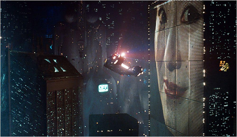 Blade Runner Movie Image