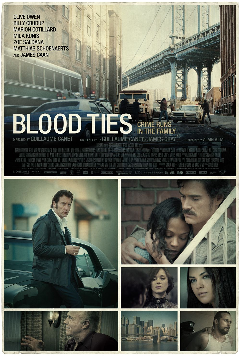 blood ties review clive owen and billy crudup