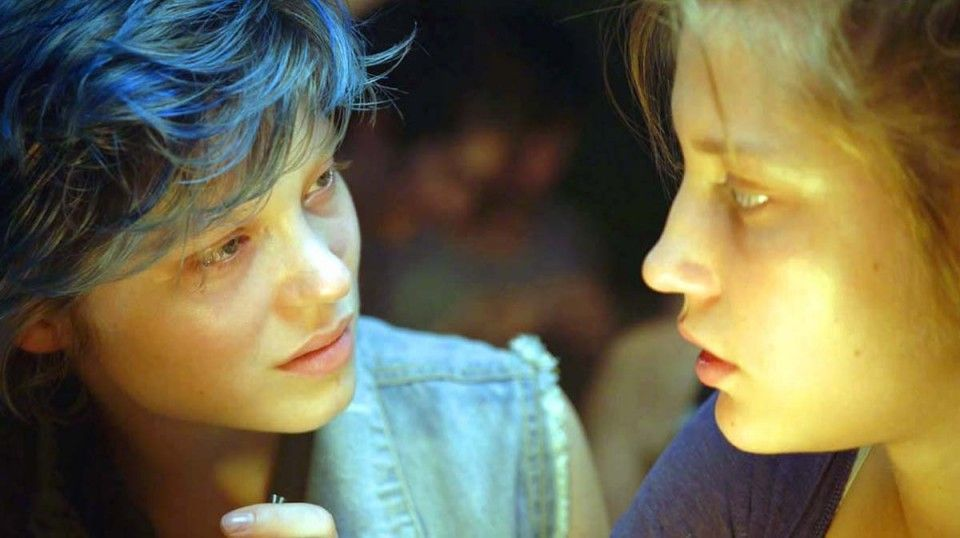 Ad le Exarchopoulos Talks Blue Is the Warmest Color - AfterEllen